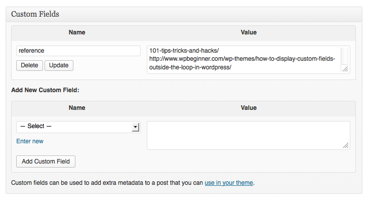 wordpress_post_custom_fields
